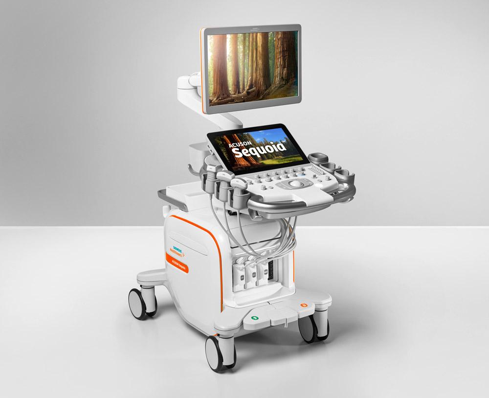 ACUSON Sequoia ultrasound machine