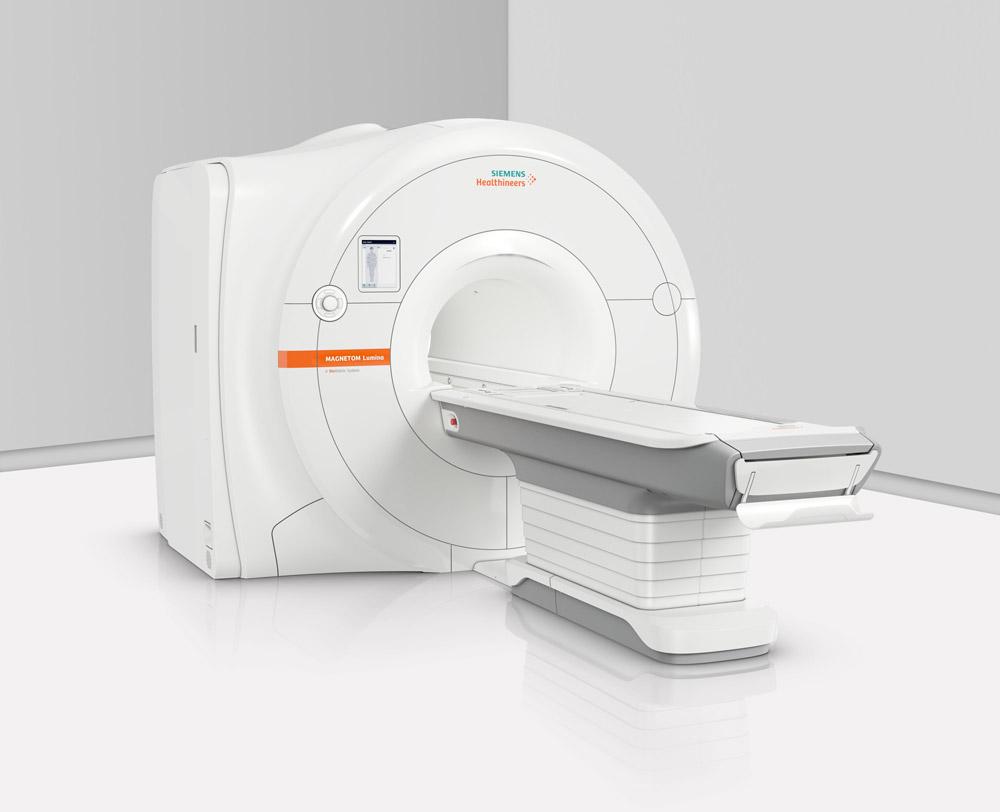 MAGNETOM Lumina 3T scanner